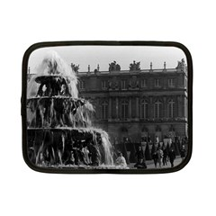 Vintage France palace of Versailles Pyramid fountain 7  Netbook Case