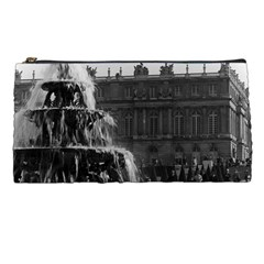 Vintage France Palace Of Versailles Pyramid Fountain Pencil Case