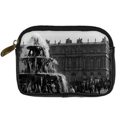 Vintage France Palace Of Versailles Pyramid Fountain Compact Camera Case