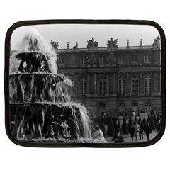 Vintage France Palace Of Versailles Pyramid Fountain 15  Netbook Case