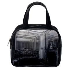 Vintage France palace versailles Mme du Barry s room Single-sided Satchel Handbag