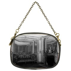 Vintage France palace versailles Mme du Barry s room Single-sided Evening Purse