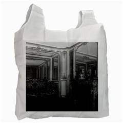Vintage France palace versailles Mme du Barry s room Single-sided Reusable Shopping Bag