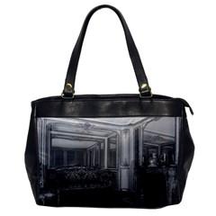 Vintage France Palace Versailles Mme Du Barry s Room Single Sided Oversized Handbag