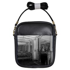 Vintage France palace versailles Mme du Barry s room Kids  Sling Bag