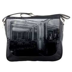 Vintage France palace versailles Mme du Barry s room Messenger Bag