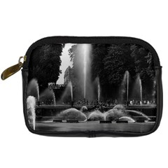 Vintage France palace of Versailles neptune fountains Compact Camera Case