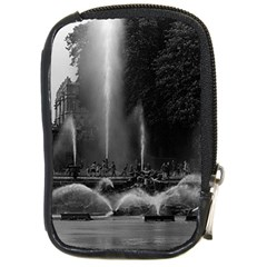 Vintage France palace of Versailles neptune fountains Digital Camera Case