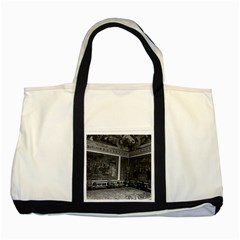 Vintage France palace of Versailles Apollo chambre 1970 Two Toned Tote Bag