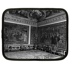 Vintage France palace of Versailles Apollo chambre 1970 12  Netbook Case