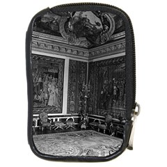 Vintage France palace of Versailles Apollo chambre 1970 Digital Camera Case