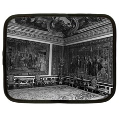 Vintage France palace of Versailles Apollo chambre 1970 15  Netbook Case