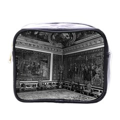 Vintage France palace of Versailles Apollo chambre 1970 Single-sided Cosmetic Case