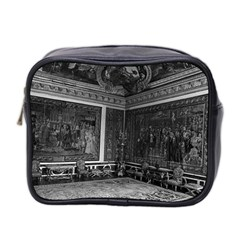 Vintage France Palace Of Versailles Apollo Chambre 1970 Twin Sided Cosmetic Case