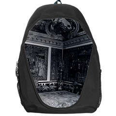 Vintage France palace of Versailles Apollo chambre 1970 Backpack Bag