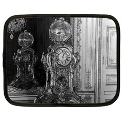 Vintage France Palace of Versailles astronomical clock 13  Netbook Case