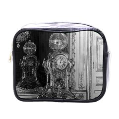 Vintage France Palace Of Versailles Astronomical Clock Single Sided Cosmetic Case