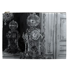 Vintage France Palace of Versailles astronomical clock Cosmetic Bag (XXL)