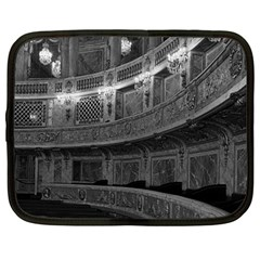 Vintage France Palace Versailles Opera House 12  Netbook Case