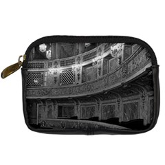 Vintage France palace Versailles opera house Compact Camera Case