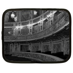 Vintage France palace Versailles opera house 13  Netbook Case