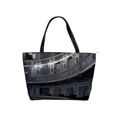 Vintage France palace Versailles opera house Large Shoulder Bag