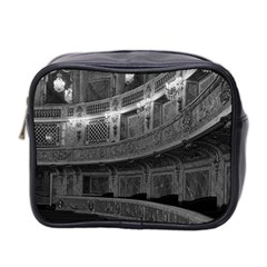 Vintage France palace Versailles opera house Twin-sided Cosmetic Case