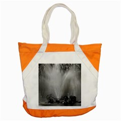 Vintage France palace of Versailles Apollo fountain Snap Tote Bag