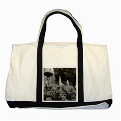 Vintage France Palace Of Versailles The Salle De Bal Two Toned Tote Bag