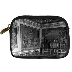 Vintage France palace of Versailles stade dining room Compact Camera Case