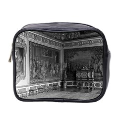 Vintage France Palace Of Versailles Stade Dining Room Twin Sided Cosmetic Case
