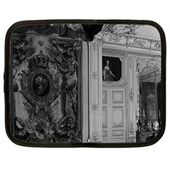 Vintage France Palace versailles Louis XV Bed chamber 12  Netbook Case