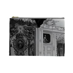 Vintage France Palace Versailles Louis Xv Bed Chamber Large Makeup Purse