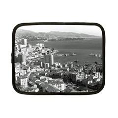 Vintage Principality Of Monaco  The Port Of Monte Carlo 7  Netbook Case