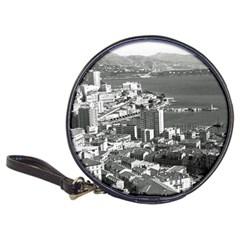 Vintage Principality of Monaco  the port of Monte Carlo CD Wallet
