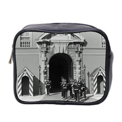 Vintage Principality of Monaco palace gate and guard Twin-sided Cosmetic Case
