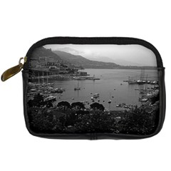Vintage Principality of Monaco The port of Monaco 1970 Compact Camera Case