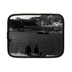 Vintage Principality of Monaco The port of Monaco 1970 7  Netbook Case