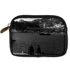 Vintage Principality Of Monaco The Port Of Monaco 1970 Compact Camera Case