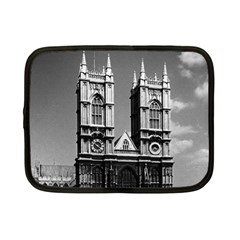 Vintage Uk England London Westminster Abbey 1970 7  Netbook Case