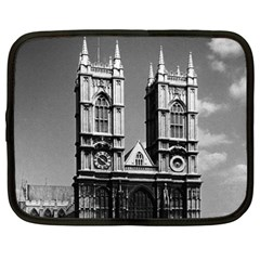 Vintage UK England London Westminster Abbey 1970 15  Netbook Case