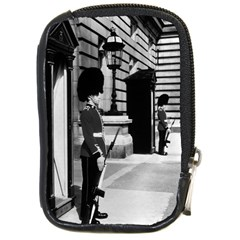 Vintage UK England London sentry at Buckingham palace Digital Camera Case
