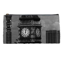 Vintage UK England London The post office tower Big ben Pencil Case