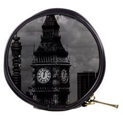 Vintage UK England London The post office tower Big ben Mini Makeup Case