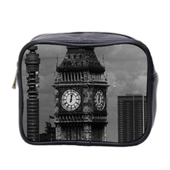Vintage UK England London The post office tower Big ben Twin-sided Cosmetic Case