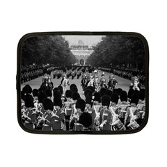 Vintage Uk England The Guards Returning Along The Mall 7  Netbook Case