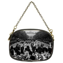 Vintage UK England the Guards returning along the Mall Single-sided Evening Purse