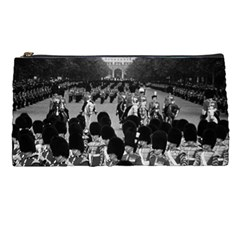 Vintage UK England the Guards returning along the Mall Pencil Case