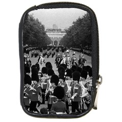Vintage UK England the Guards returning along the Mall Digital Camera Case