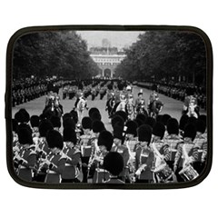 Vintage UK England the Guards returning along the Mall 13  Netbook Case